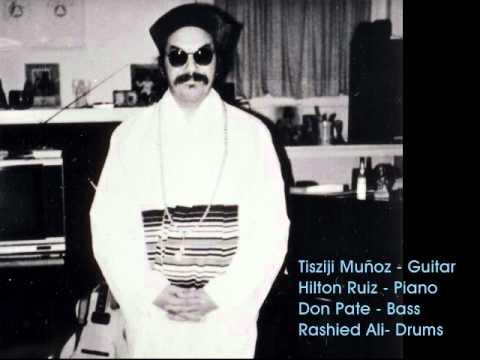 Wounds Of Love - Tisziji Munoz, Hilton Ruiz & Rashied Ali