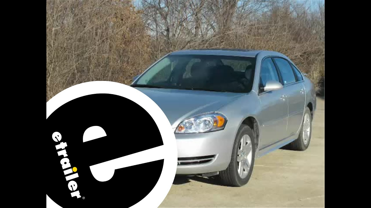 maxresdefault installation of a trailer hitch on a 2012 chevrolet impala Chevy G30 Headlight Wiring Harness at sewacar.co