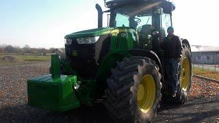 John Deere 7290R - Prezentacja i Opinia WANICKI AGRO