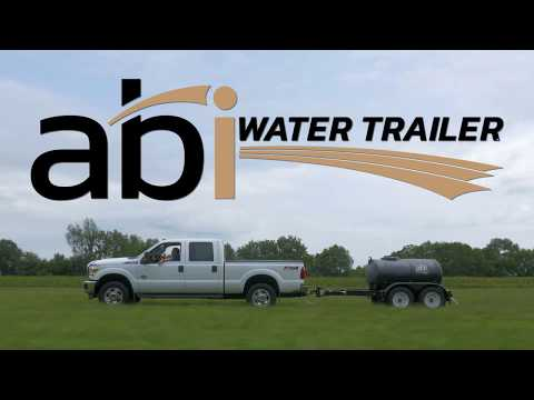 ABI Water Trailers (Potable Models)