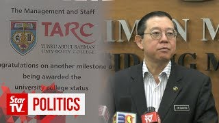 LGE: No public funds for politically-controlled education institutions