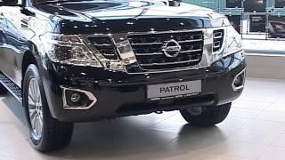 тест драйв обновленного Nissan Patrol 2014