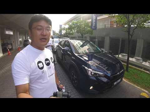 2018 All New Subaru XV vs HRV vs ASX Full Review | Evo Malaysia.com