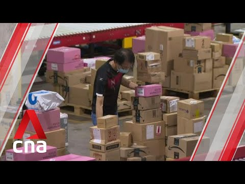 Singapore restarts: Delivery firms see sudden surge in parcel volumes, working to meet demand