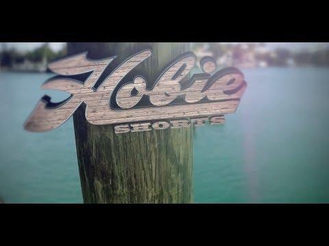 Hobie Shorts - Jigs Vs Plastics