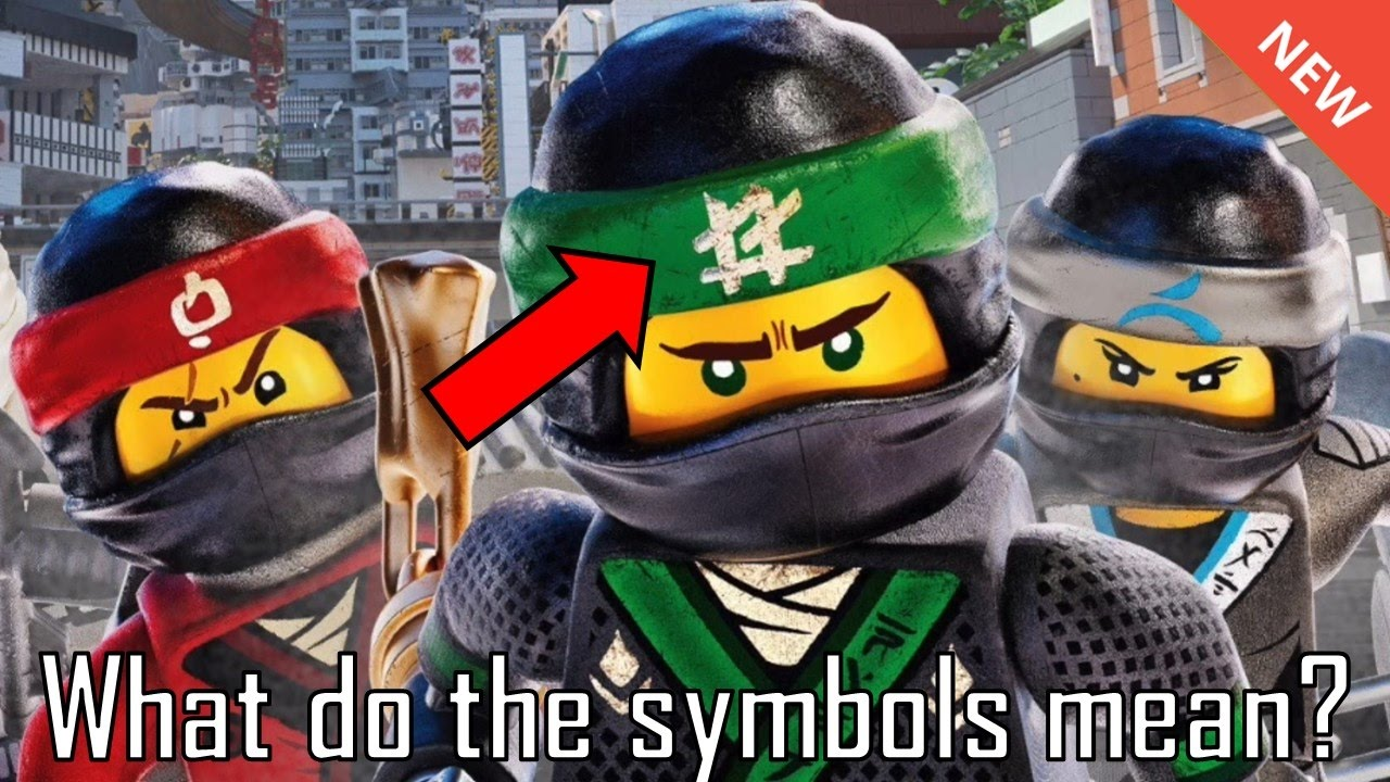 What do the ninjas symbols mean in the lego ninjago movie youtube what do the ninjas symbols mean in the lego ninjago movie buycottarizona Gallery