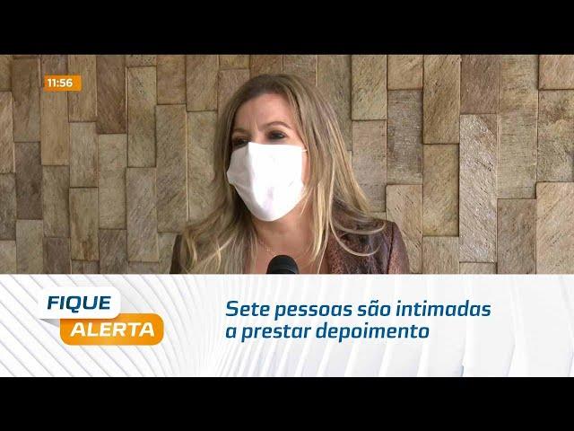 Festa clandestina: Sete pessoas são intimadas a prestar depoimento