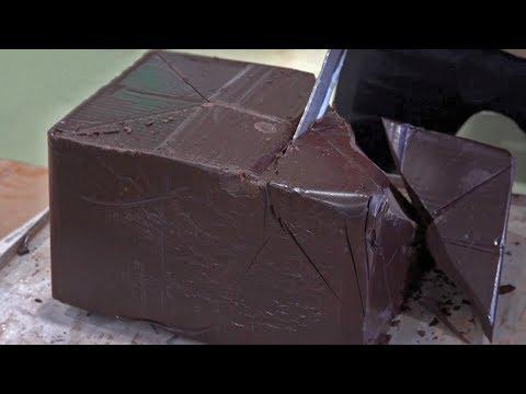 Как в Армении производят шоколад?