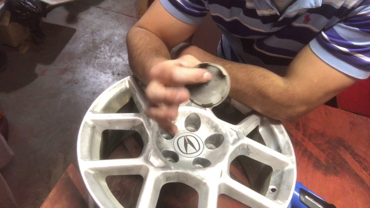 How to remove powder coating from plastic