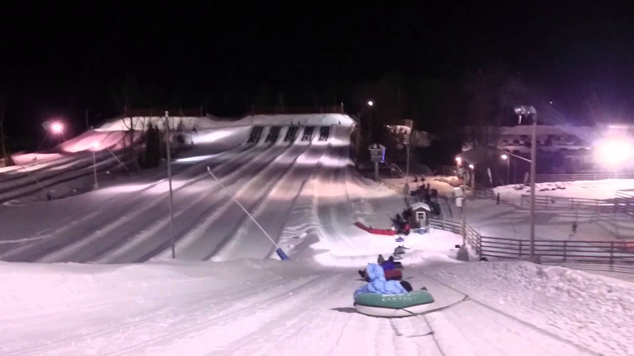 snowvalley ski resort at barrie (ontario/canada) - youtube