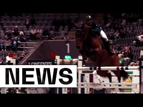 20 points for Kevin Jochems and the Netherlands    NEWS   Longines FEI Jumping World Cup™ Oslo 2021