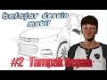 Belajar Desain Mobil #2 Sketsa Perspective Depan (Chevrolet Trax)