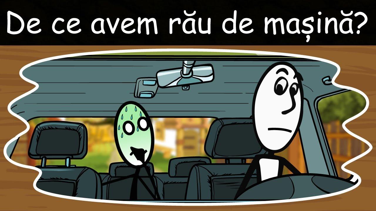De ce avem rău de mașină? - DLJ#27