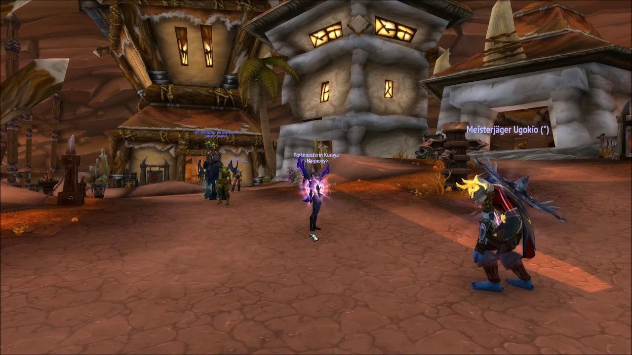 Schattenhafte Zukunft - Erfolg - World of Warcraft