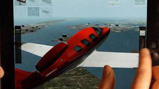 X-Plane 9 Flight Simulator for the iPad (Review)