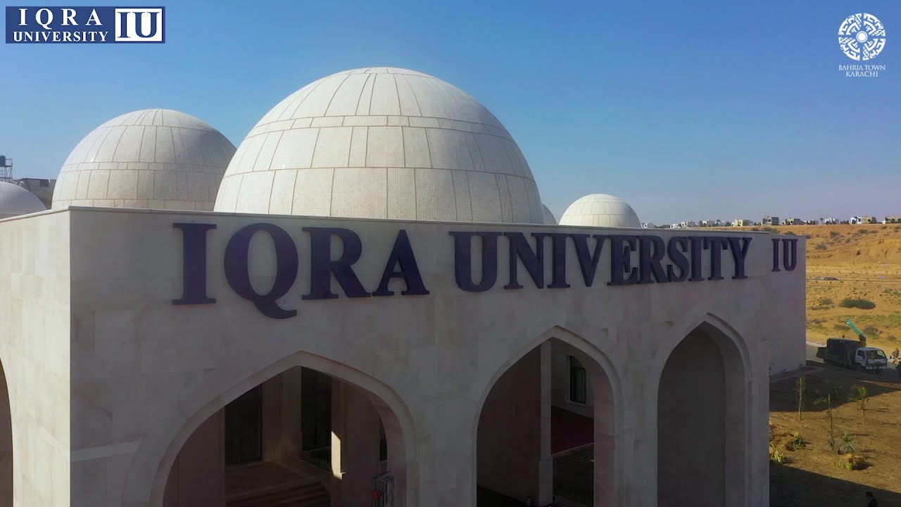 Iqra University Campus Inaugural at Bahria Town Karachi!