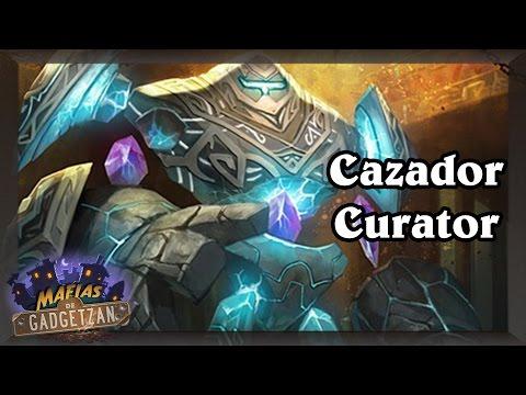 Cazador Curator [Hearthstone Construido]