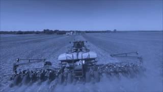 Сівалка з гідравлічними приводами, точне землеробство з Ag Leader 1200