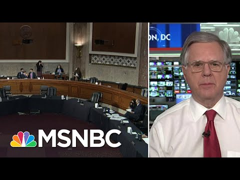 Security Officials Say They Did Not See Jan. 5 FBI Threat Report | MSNBC
