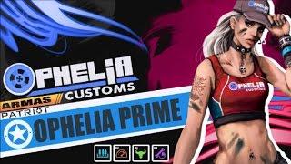 Apb Reloaded Ophellia Prime Edition