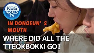Where did all the tteokbokki go? [Boss in the Mirror/ENG/2020.02.02]