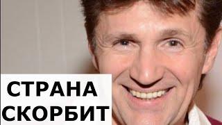 Известный российский певец умер после тщетной борьбы с раком...