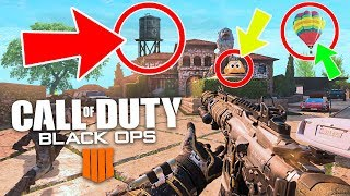BEST HIDING SPOT EVER!! (Call of Duty BO4 PROP HUNT)