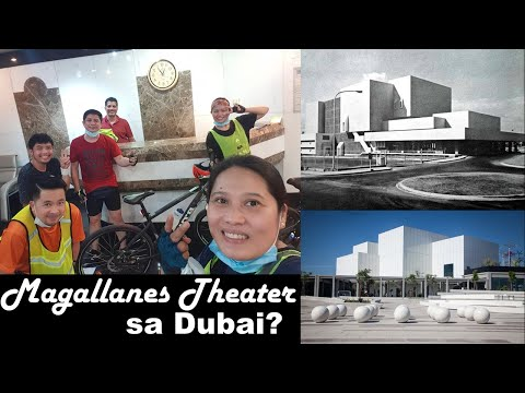 THE NIGHT WE DISCOVERED DUBAI WHARF | Around & About | VL2020E0019