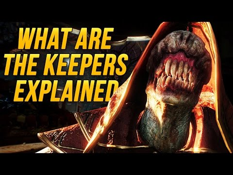 Who are the Keepers Explained and the Mystery of the Vril-ya Explained | Zombies Storyline Explained