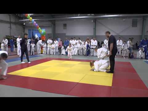 "Judo family Judo Club ""Kaskad"" invites its friends"