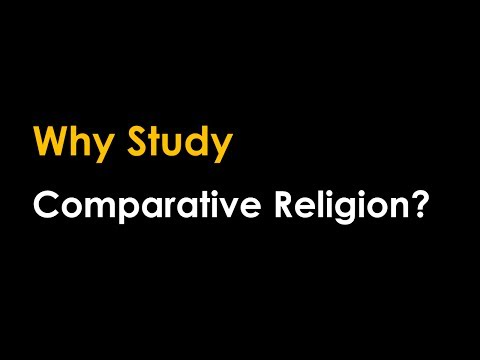 The Purpose of a Comparative Religion Course: The Experience of Being Alive