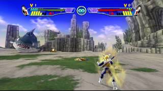 Dragon Ball Z Budokai HD Collection: Budokai 3 - SSJ2 Trunks v…