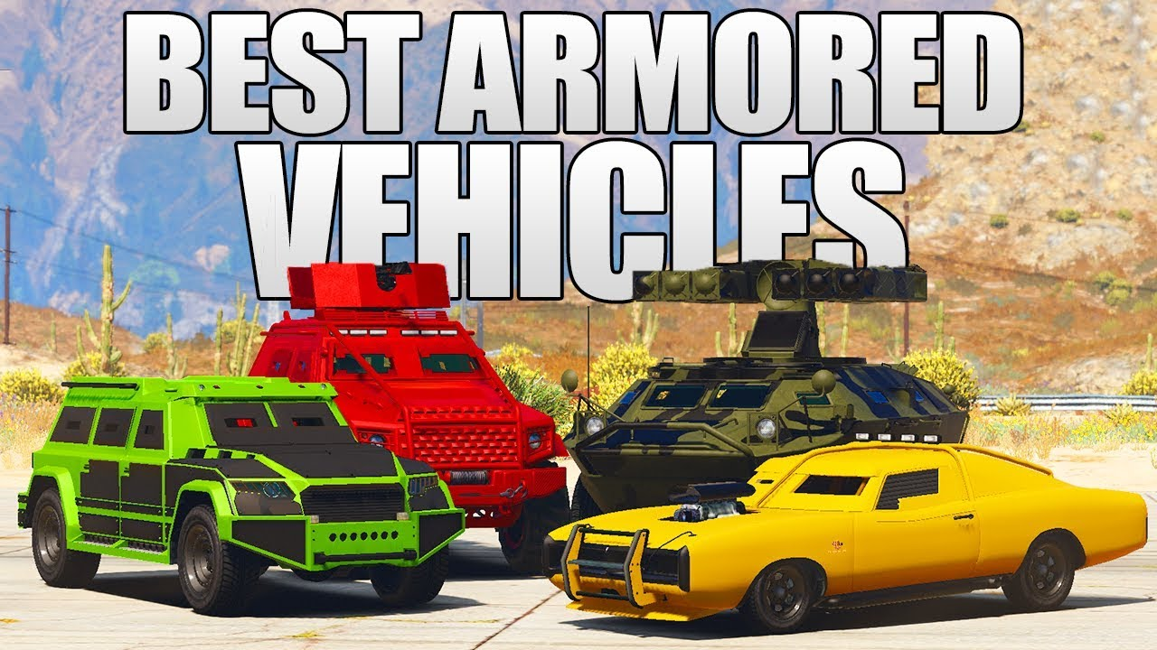 best gunrunning vehicles to buy