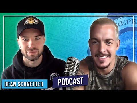 VOM JETSET-LIFESTYLE IN DIE WILDNIS AFRIKAS! - Podcast mit Dean Schneider