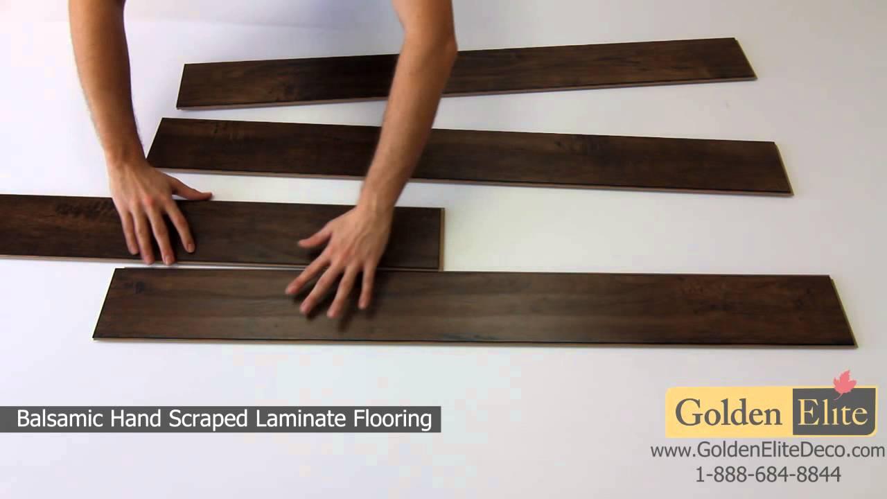 Golden Elite Laminate Flooring