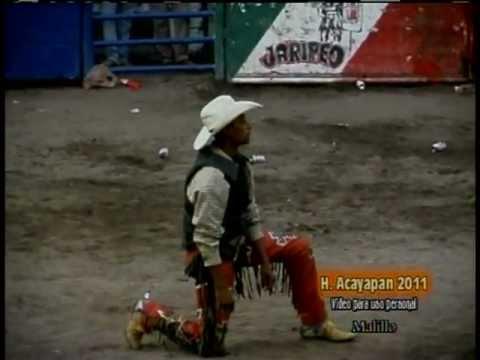 Gran Final H. Acayapan 2011-Todas las Montas en Rancho de Aguas 2011