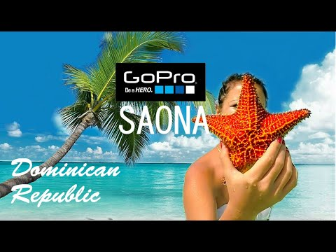 SAONA full tour -  Favorite island Selena Gomez Dominican Republic / GoPro Full HD