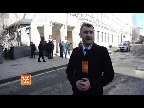 В посольстве Азербайджана в России проходит голосование
