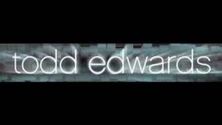todd edwards - shut the door