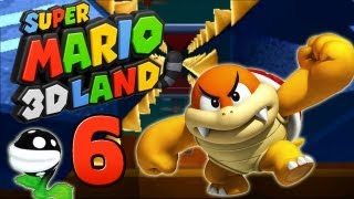 Let's Play Super Mario 3D Land Part 6: Secret Exit in 1-2 & 4-2