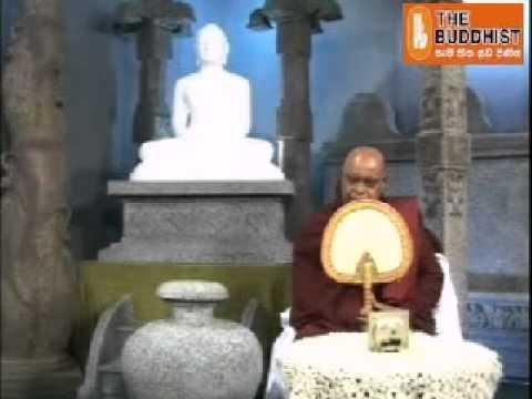Ven Nauyane Ariyadhamma Maha Thero (Pirisidu Budu Bana)
