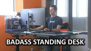 UpDesk PowerUp Standing Desk Impressions