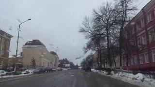 Город Балашов. Февраль 2016. Центр.