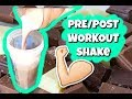 EASY HIGH PROTEIN DINNER & SHAKE| FAT LOSS & MUSCLE GAIN|73g Protein| Raeesah Fitness