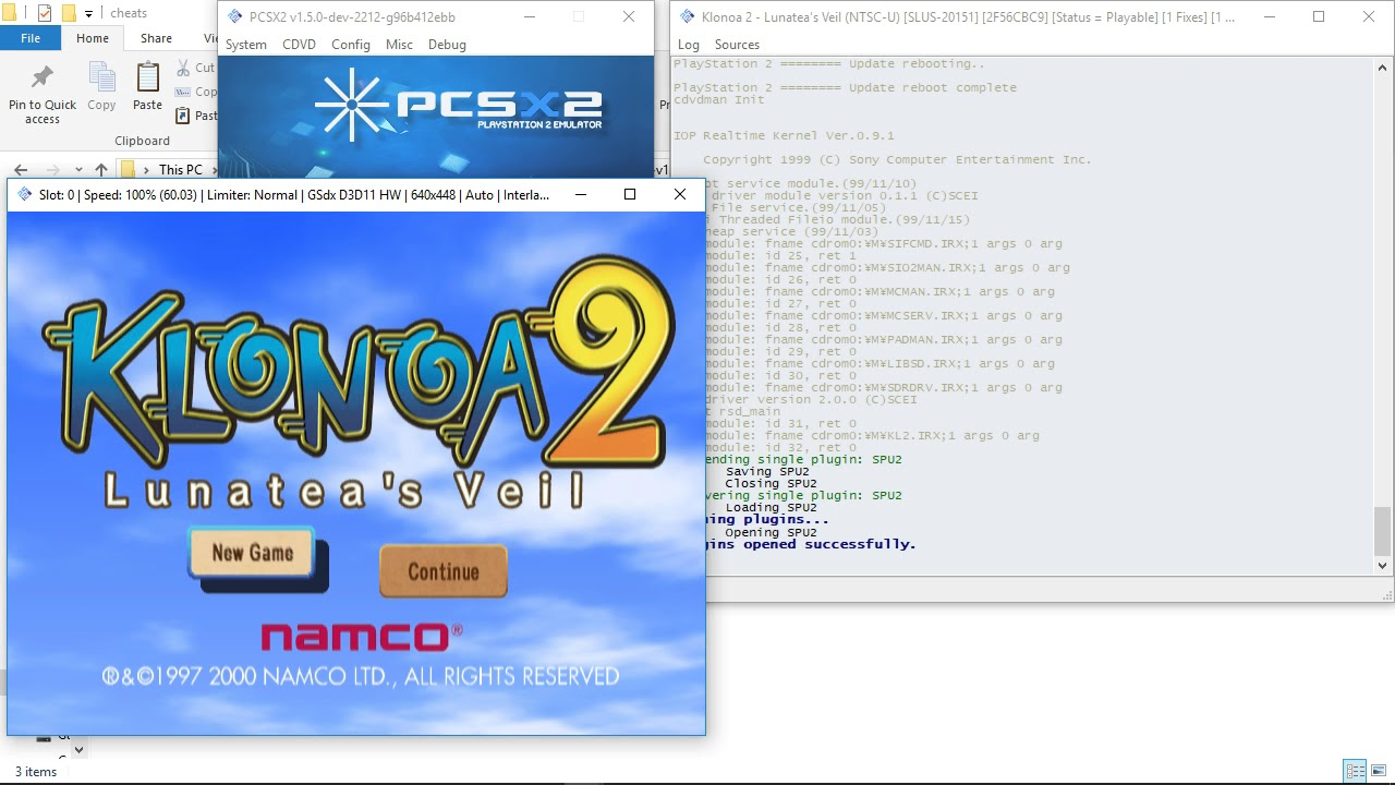 Pcsx2 Not Loading Game