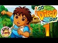 GO DIEGO GO: SAFARI RESCUE Walkthrough Gameplay Part 1 - Drum and ostrich [Full HD] No commentary