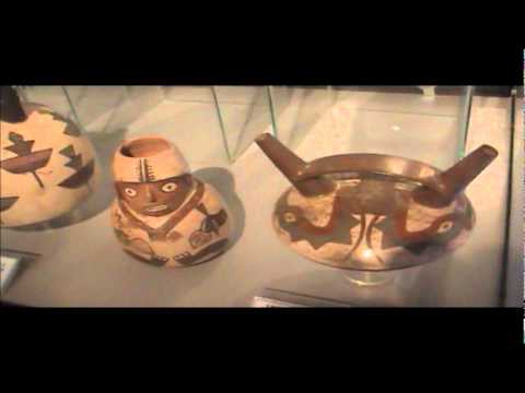 Ancient Aliens: On Location At Paracas History Museum Peru