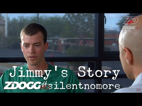 Jimmy's Story #silentnomore   ZDoggMD.com