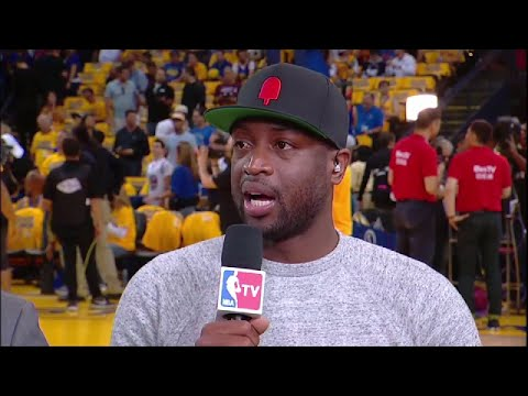 GameTime: Dwyane Wade Joins The Show | Warriors Vs Cavaliers Game 7 | 2016 NBA Finals