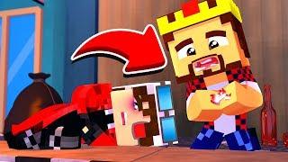 СКОЛЬКО ЗУБОВ ПОТЕРЯЛ АИД? НАС ЖЕСТКО ИЗБИЛИ!  КРИПТОГОРОД! Minecraft